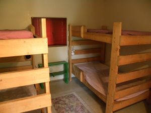 Basic Cabin w/bunk beds