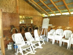 Classroom at Aspengrove Country Resort