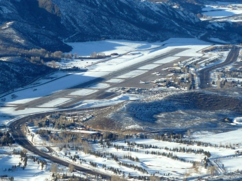 Aspen's tourism economy depends on air service, and United dominates the Aspen market, which puts upward pressure prices.
