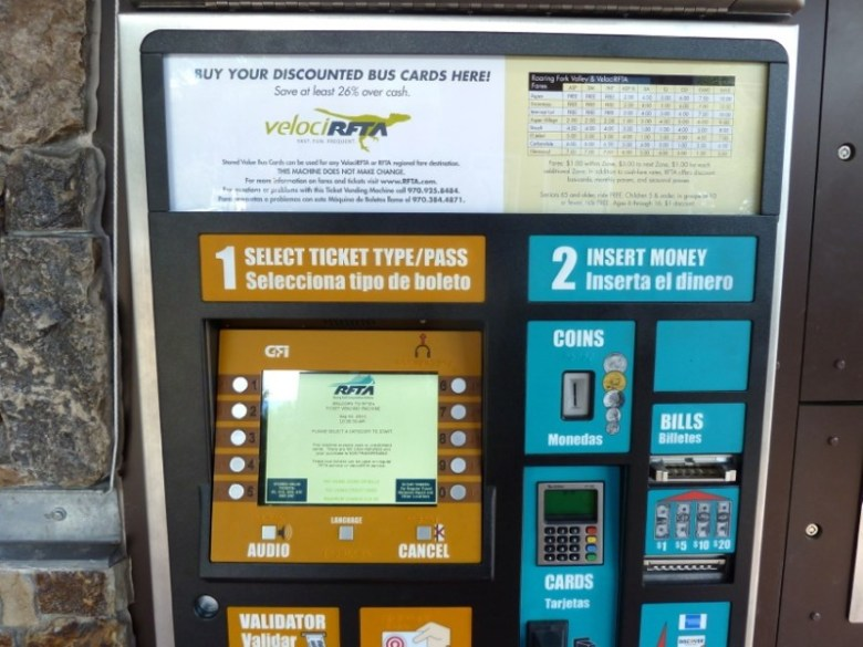 Passengers can now buy bust tickets at BRT stations.
