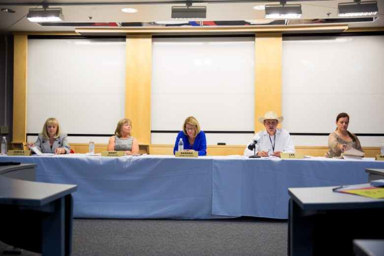 Five candidates are vying for two four-year seats on the Aspen school board. A third seat, which lasts for two years, will be appointed by the new board after the November election. That seat may go to the third-place finisher in the election, but the new board will decide.