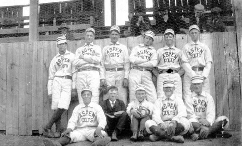 The Aspen Colts, sporting an Aspen attitude.