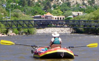Streamflows in southern half of upper Colorado River basin declining faster