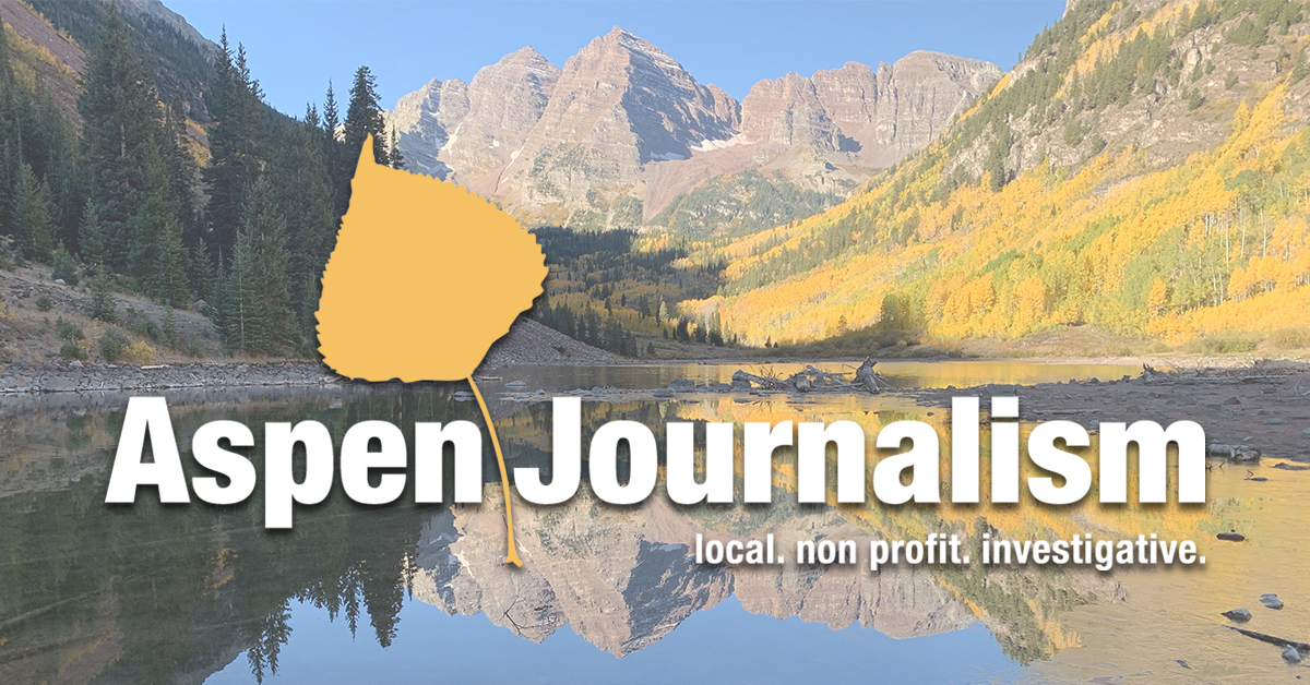 Aspen Journalism honored with 11 awards in 2021 Society of Professional Journalists contest