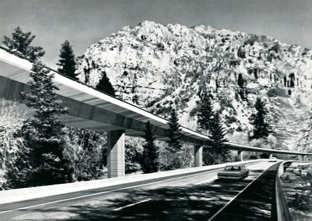Glenwood Canyon historical sketch