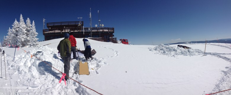 Storm Peak Lab 03 25 13