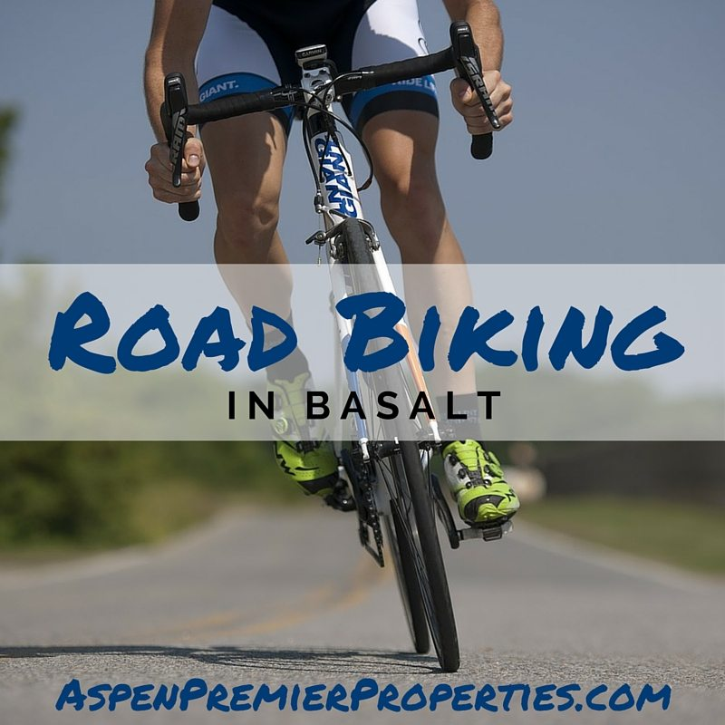 Road Biking in Basalt - Aspen Premier Properties Homes for Sale