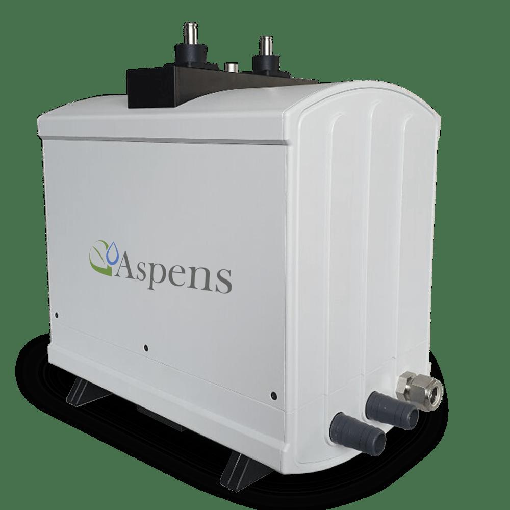 Brennstoffzellen von Aspens