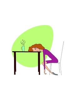 effet manque de sommeil