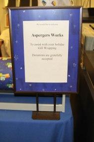 Asperger Works Ad