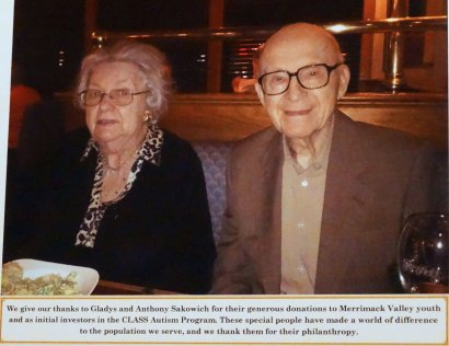 Gladys and Anthony Sakovich