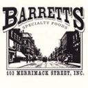 Barrett's Specialty Foods