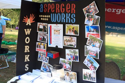 Asperger Works @ Bread and Roses, Lawrence