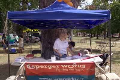 Asperger Works - getting ready