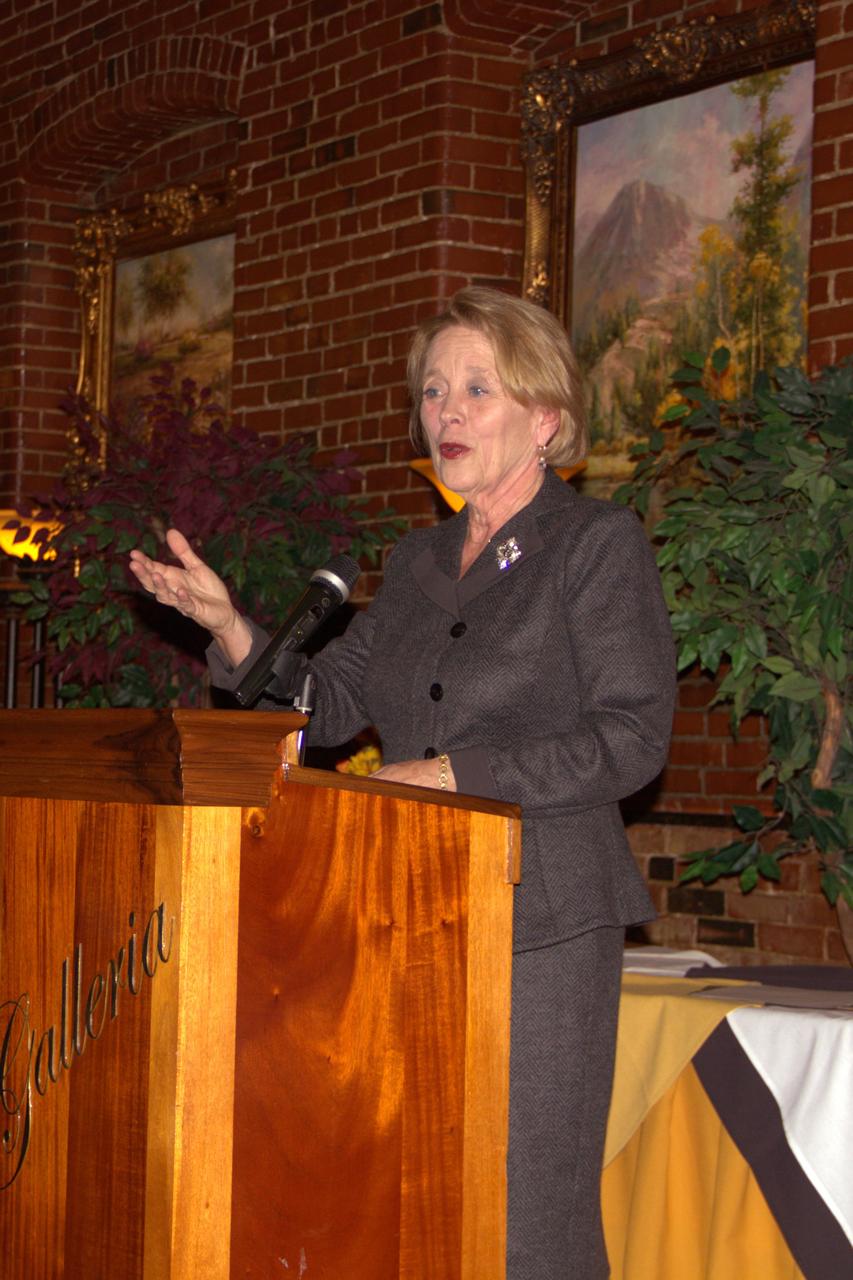 Congresswoman Niki Tsongas