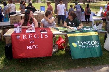 Regis & Lyndon @ NECC