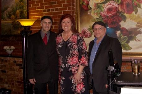 Flash Drive: Joe DiThomas, Julie Howland, & Mike Scarpa