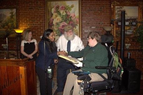 Eileen Bernal, Juana Matias, Tom Wood, & Olivia Richard