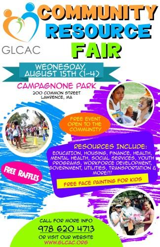 GLCAC, Inc. Community Resource Fair - 2018
