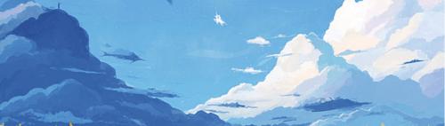 clouds by Winnie