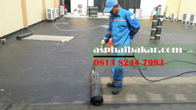 0813 8244 7993 - Whatsapp :  harga membran bakar waterproofing per roll  di  Atang Senjaya, Kabupaten Bogor