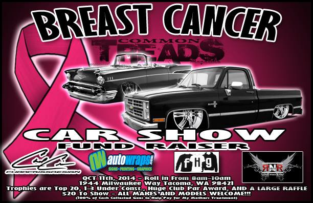 2014-10-11 breast cancer show and fundraiser