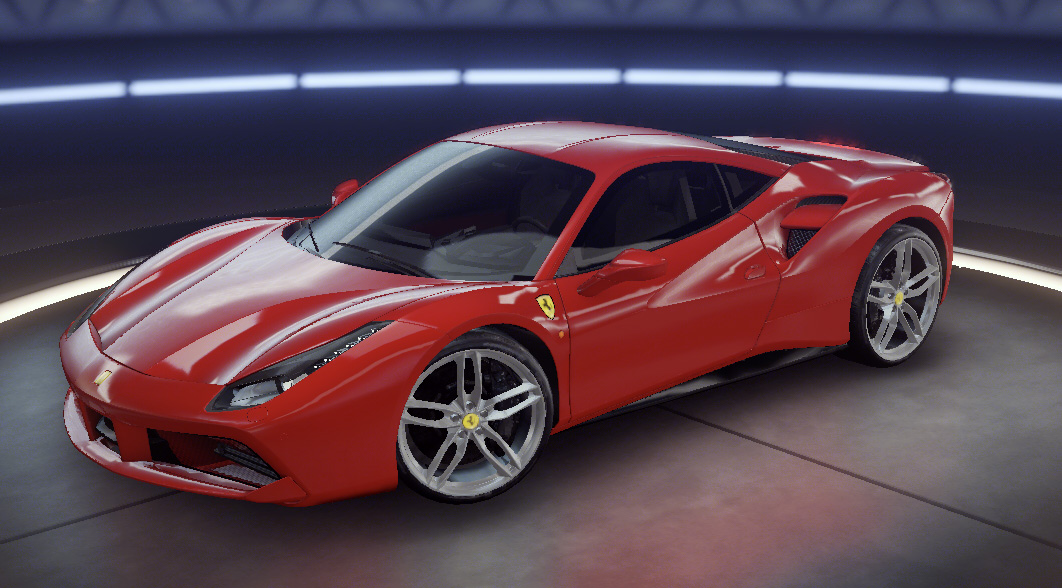 Ferrari 488 Gtb Asphalt 9 Legends Datenbank Fahrzeugliste