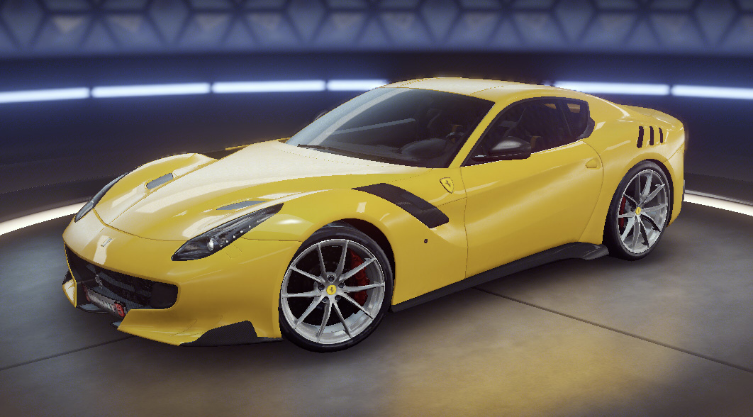 Ferrari F12tdf Asphalt 9 Legends Datenbank Fahrzeugliste