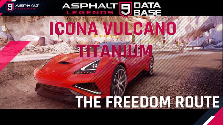 evento de titanio icona vulcano