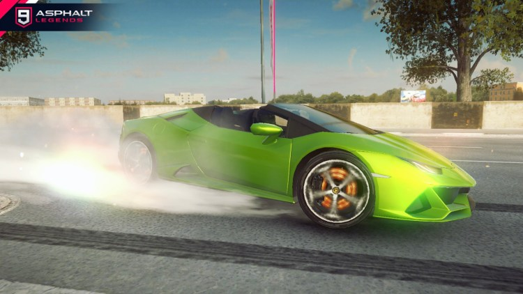 Lamborghini Huracan Evo Spyder3