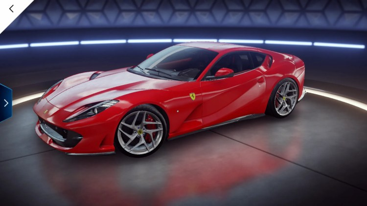 Асфальт 9 Ferrari 812 Superfast  1