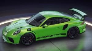 asfalto 9 Porsche 911 GT3 RS