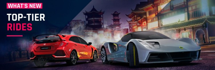 asphalt 9 grand prix update 10