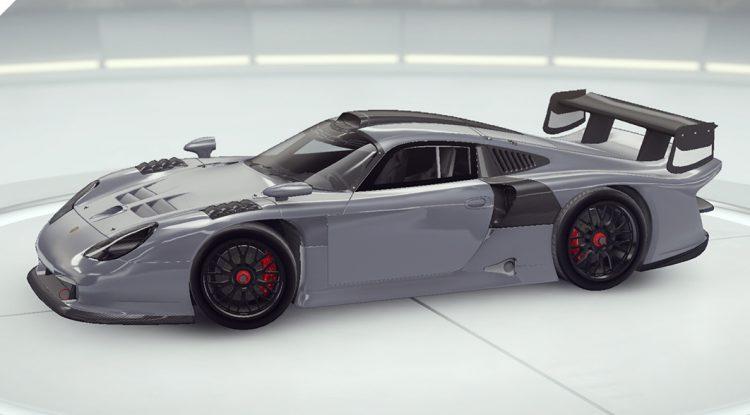 الأسفلت 9 Porsche 911 GT1 Evolution