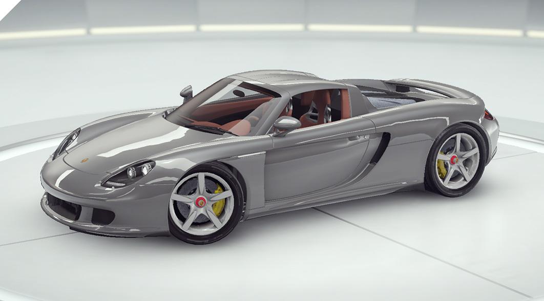 9 asfalto Porsche Corrida GT