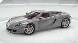 Asphalt 9 Porsche Carrera GT