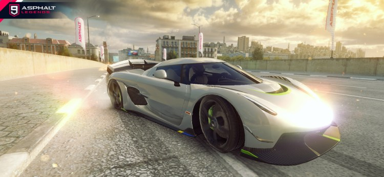 Asphalt 9 Legends Koenigsegg Jesko Gallery_1