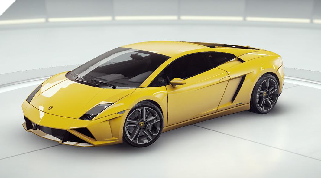 Lamborghini جالاردو LP560-4