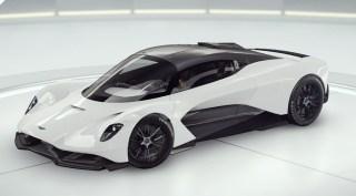 Aston Martin Valhalla Concept Car