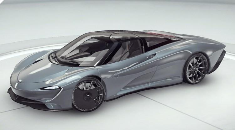 Asphalt 9 McLaren Speedtail