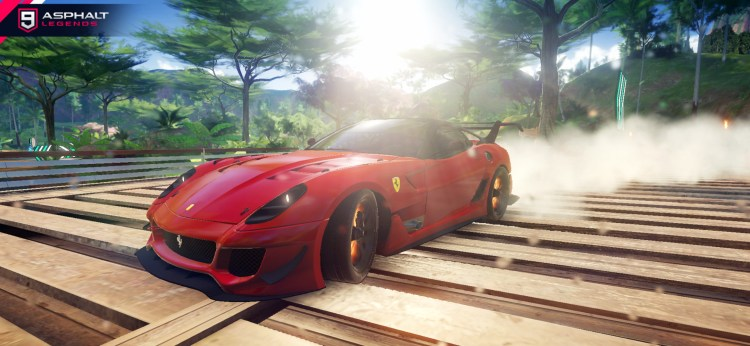 Asphalt 9 Legends Ferrari 599XX Evo Gallery_5