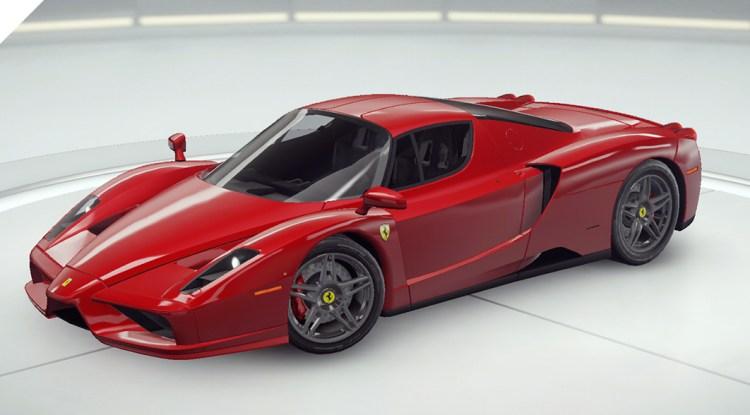 Asphalt 9 Ferrari Enzo Ferrari