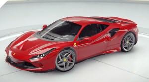 Asphalt 9 Ferrari F8 Tributo