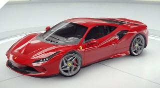 Ferrari F8 Tribut