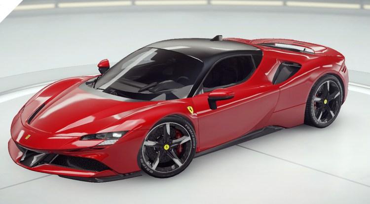 Asphalt 9 Ferrari SF90 Stradale