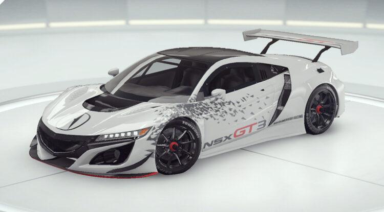 Asphalt 9 Acura NSX GT3 Evo