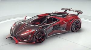 Asphalte 9 Inferno Automobili Inferno