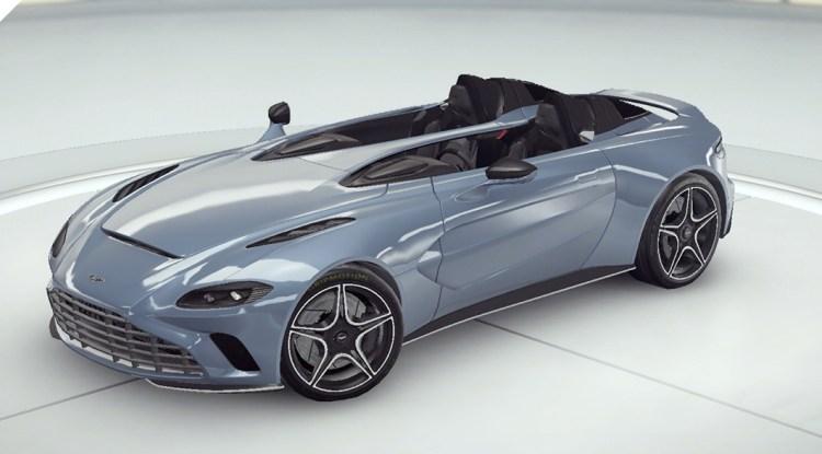 Asphalt 9 Aston Martin V12 Speedster