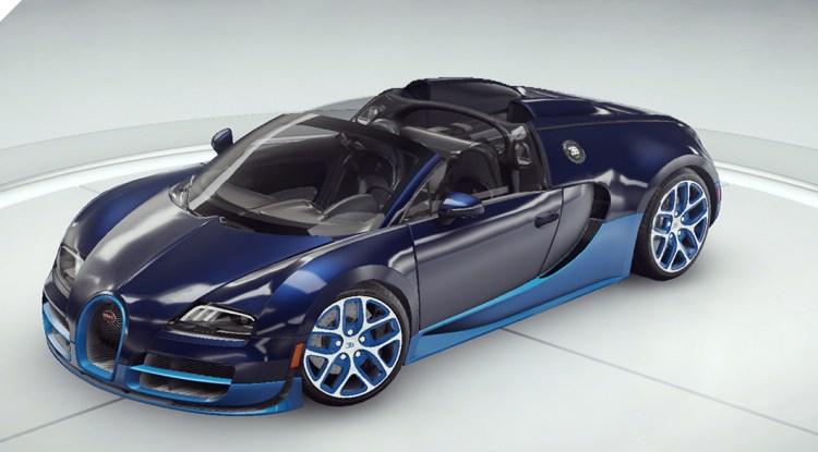 Asphalt 9 Bugatti Veyron 16.4 Grand Sport Vitesse