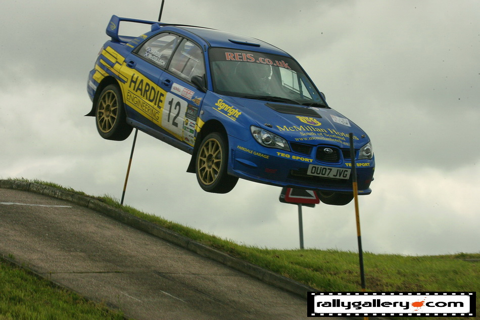 Rally Of The Midlands 2012
